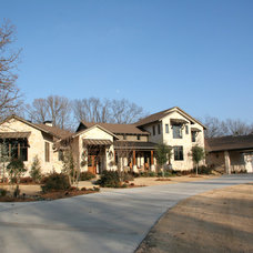 Traditional Exterior by Craftsman Builders, Inc.