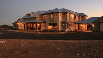 Texas Hill Country Luxury Custom Home