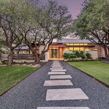 Texas Hill Country Modern