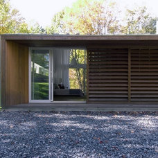 Modern Exterior by Incorporated