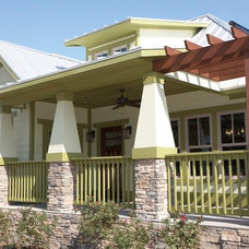 Contemporary Exterior by Scarlett Custom Homes & Remodeling