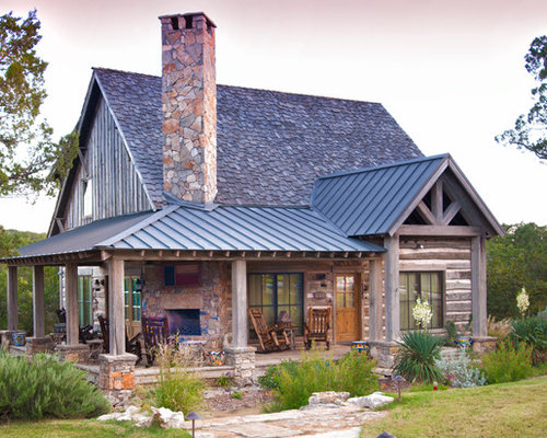 Pleasing Rustic Houses Ideas Pictures Remodel And Decor Largest Home Design Picture Inspirations Pitcheantrous