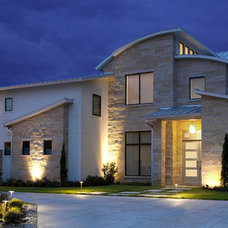 Modern Exterior by Firmitas Design