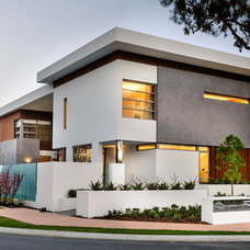Contemporary Exterior by Grandwood by Zorzi