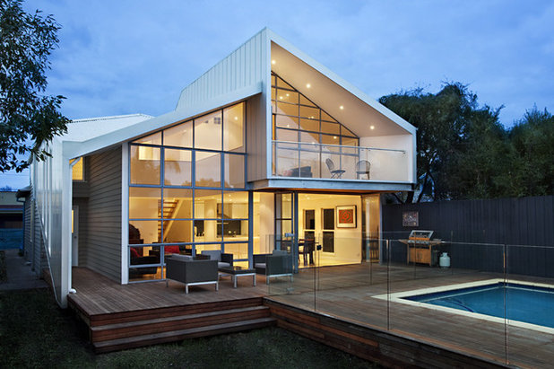 Contemporary Exterior By Bild Architecture