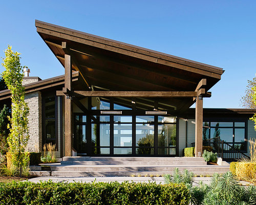 Overlapping Roof | Houzz
