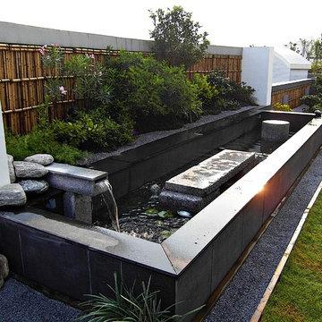 The Cairnhill, Japanese Roof Garden