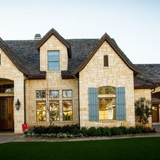 Traditional Exterior by Origin Architects