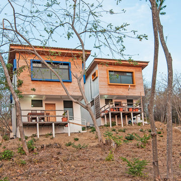 The Casita Twins, efficient living with beautiful views.