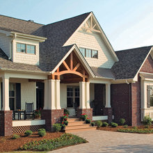 Craftsman Home Designs by Donald Gardner