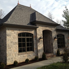 Contemporary Exterior by Zurich Homes Inc