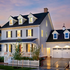 Traditional Exterior by Parkwood Homes