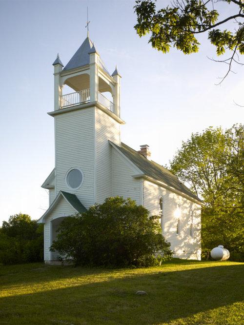 Church exterior home design ideas remodels photos for Church exterior design