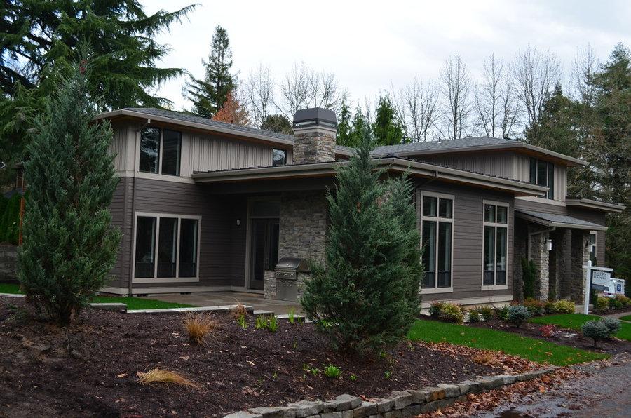The Churchill - Custom Home