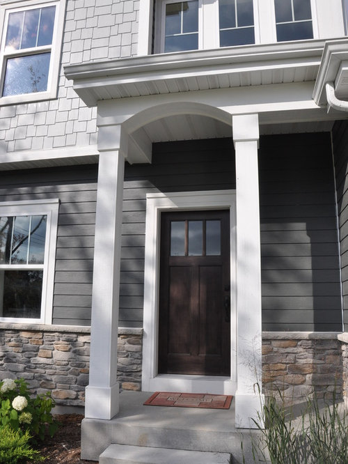 Grey Vinyl Siding Houzz