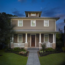 Craftsman Exterior by Alvarez Homes
