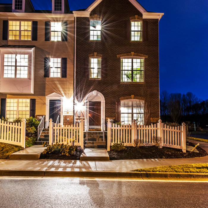 The Davidson at Westphalia Row - A Haverford Homes Community