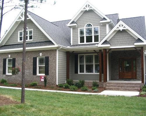 Narrow lot house plans from don gardner architects for Narrow lot house plans with front entry garage