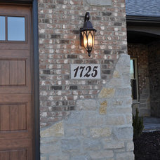 Traditional Exterior by DJK Custom Homes