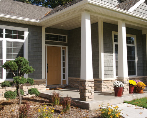 Inspiration For A Timeless Exterior Home Remodel In Detroit