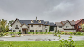 The French Country Estate - Melds with the Original Rustic Farmhouse