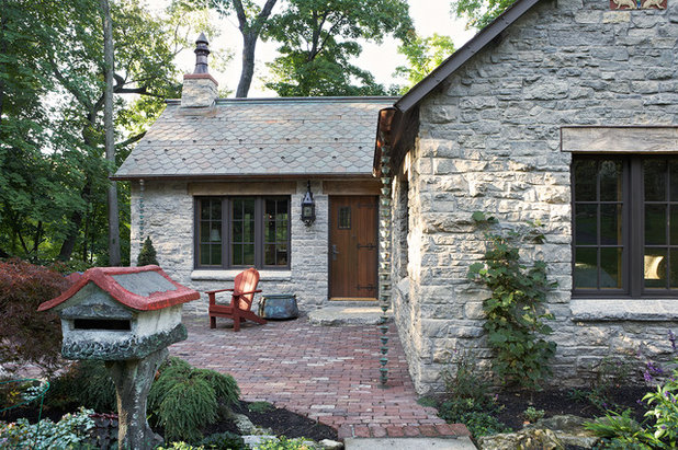 Roofing Materials Slate Makes For Fireproof Roofs That Last