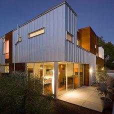 Modern Exterior by formeTHIRD