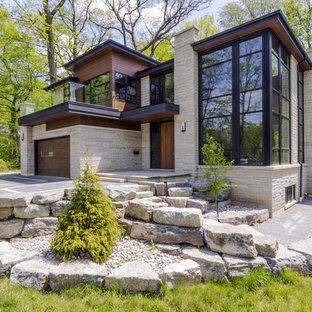 75 Most Popular Toronto Exterior Home Design Ideas For
