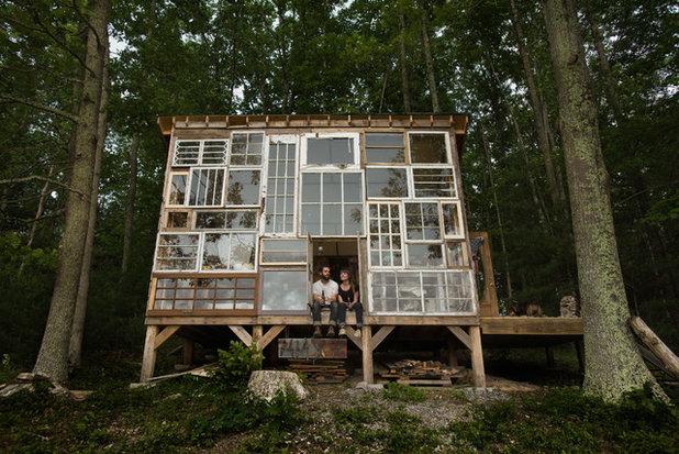 Haus Im Gewächshaus houzzbesuch wo die liebe im glashaus sitzt