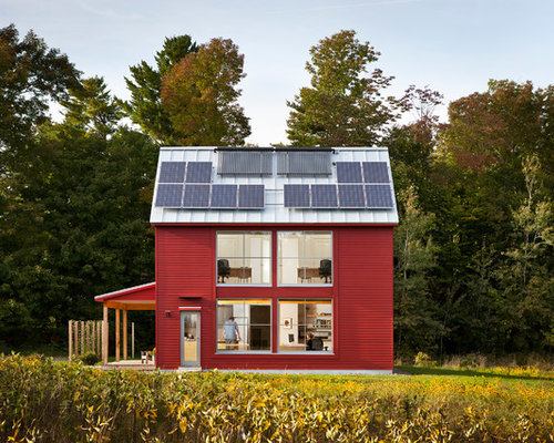 passive solar house plans houzz
