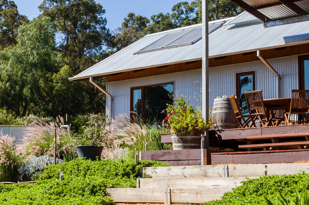 Country Exterior by Coveney Browne Design