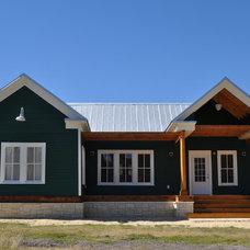 Traditional Exterior by Mantilla Home Design