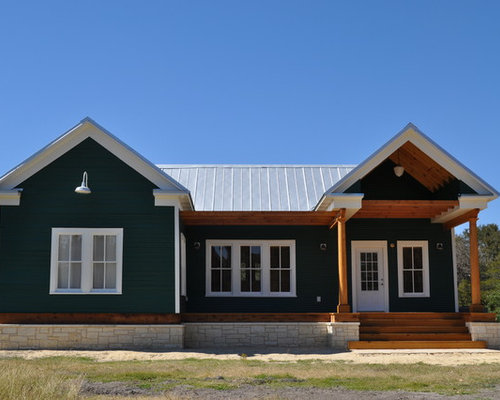 Silver Metal Roof | Houzz