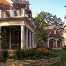 Traditional Exterior by Residential Designed Solutions