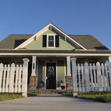Traditional Exterior by Fogleman Associates, Inc