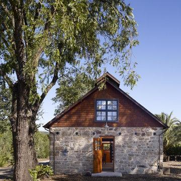 The Historic Barn Remodel