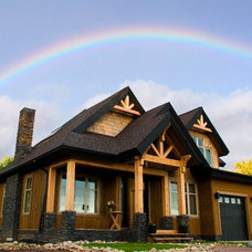 Traditional Exterior by Spring Lake Ranch