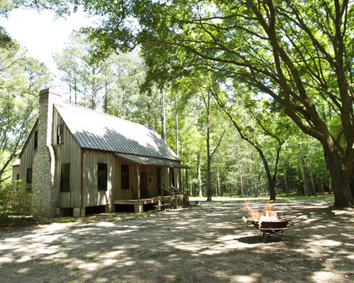 Hunting camp home design ideas pictures remodel and decor for Hunting camp house plans