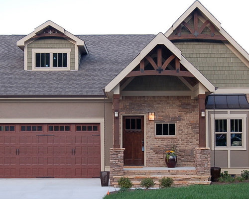 Apison Craftsman Model Home