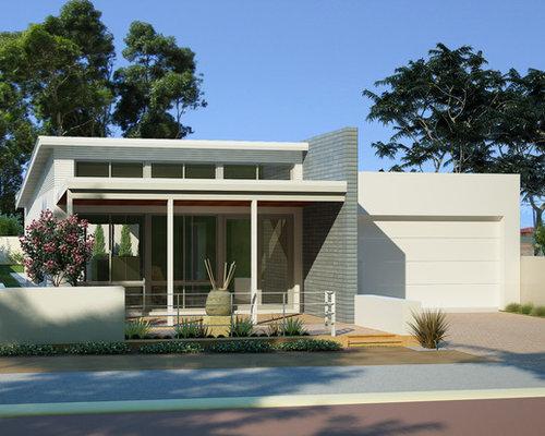 Scandinavian perth exterior design ideas remodels photos - Scandinavian furniture perth ...