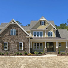 Traditional Exterior by Jarman Homes