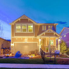 Traditional Exterior by Oakwood Homes