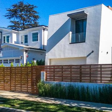 """The Laurel"" Gate & Fence System"