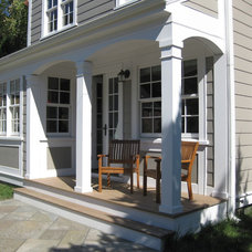 Traditional Exterior The Levine Group
