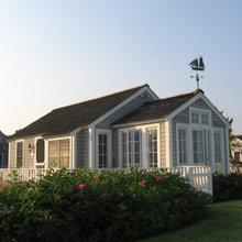 A Coastal Cottage on Cape Cod
