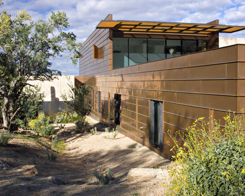 Standing Seam Metal Siding Home Design Ideas Pictures