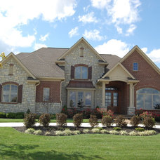 Traditional Exterior by J&K Custom Homes
