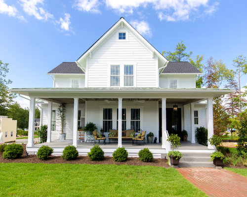 Large Front Porches Ideas Pictures Remodel And Decor