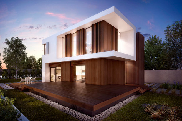 9 principles of effective passive solar design in and for Modern house design melbourne