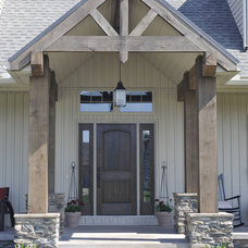 Traditional Exterior by Weaver Custom Homes